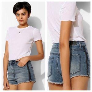 ⭐️4/$15⭐️BDG Super High Rise Cheeky Zipper Shorts
